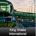 king shaka international airport